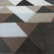 Kép 2/3 - Léda absztrakt barna