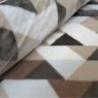 Kép 3/3 - Léda absztrakt barna