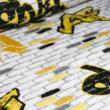 Kép 1/2 - Dekortextil, Graffiti 1.40x1.10m