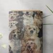 Kép 1/2 - Gobelin, kutya mintázattal