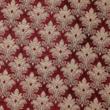 Kép 2/2 - Gobelin bútorszövet, barokk mintás piros
