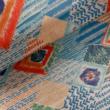 Kép 1/2 - Loneta vászon, absztrakt