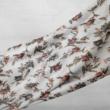 Kép 1/2 - Viszkóz voile, apró virágok