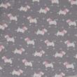 Kép 2/2 - Elasztikus pamut jersey, westie
