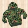 Kép 2/2 - Prémium pamut jersey, Jurassic World
