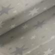 Kép 1/2 - Loneta vászon, csillag