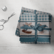 Kép 1/4 - Léda, rénszarvas, kék