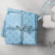 Kép 1/2 - Minky, kék 160 cm