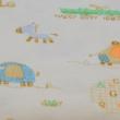 Kép 2/2 - Elasztikus pamut jersey, állatok