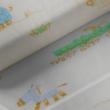 Kép 1/2 - Elasztikus pamut jersey, állatok