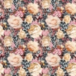Kép 2/2 - Loneta vászon, hópárduc rose