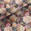 Kép 1/2 - Loneta vászon, hópárduc rose