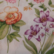 Kép 2/2 - Loneta vászon, virág