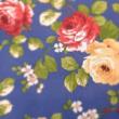 Kép 2/2 - Loneta vászon, rózsa