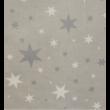 Kép 2/2 - Loneta vászon, csillag