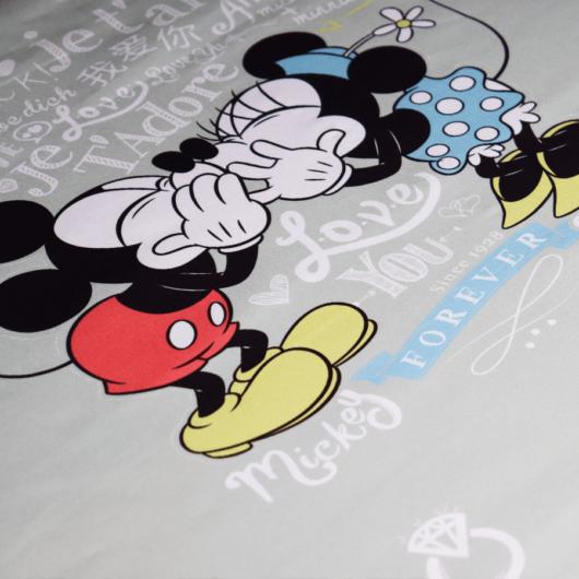 Dekortextil, Mickey egér menta