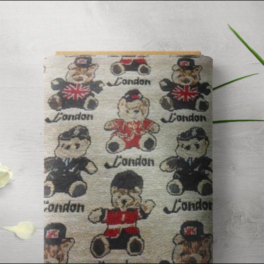 Gobelin, Londonos macis mintázattal