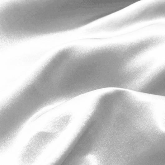 Crepp Szatén, fehér