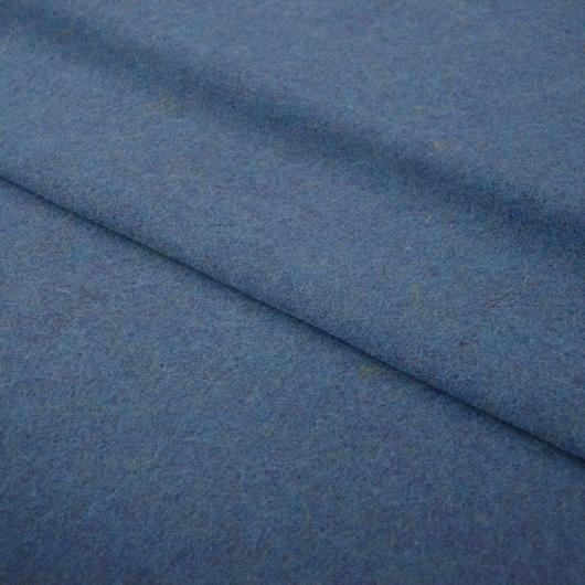 Gyapjú filc, kék