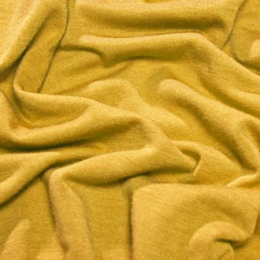 Póló anyag, sárga
