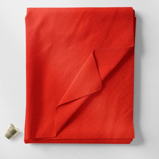 Minimatt - Panama szövet, piros