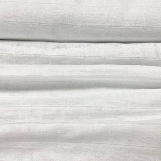 Pelenka anyag, fehér színben