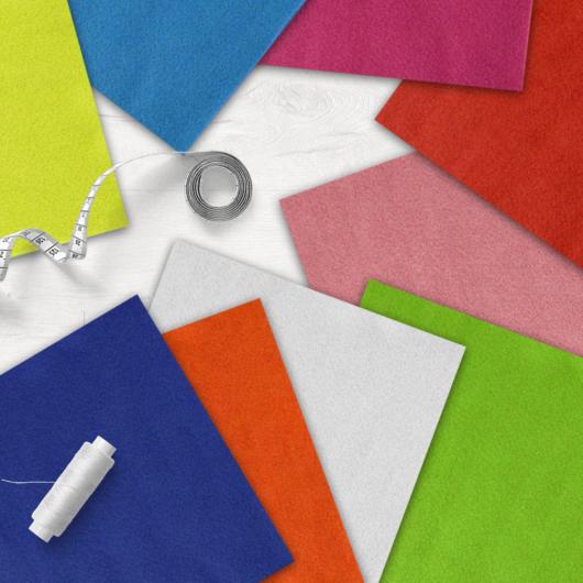 Dekorfilc kreatív csomag, óvodásoknak - kisiskolásoknak